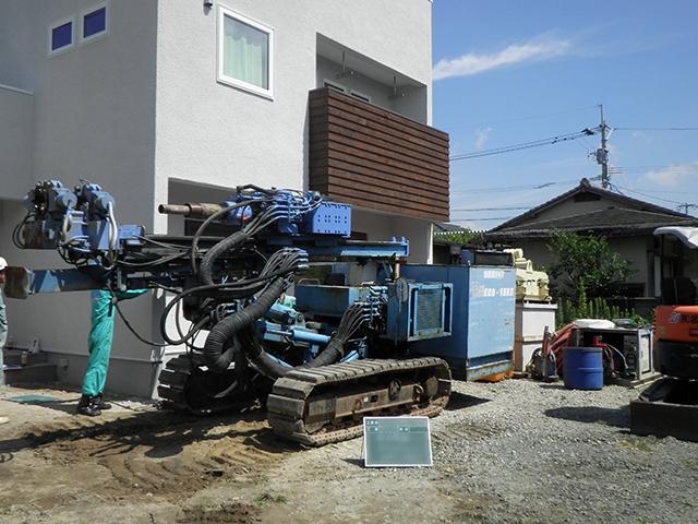 S様邸・地中熱ヒートポンプ整備事業