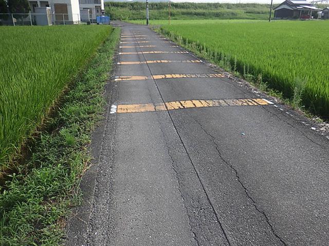 白石町特定環境保全公共下水道事業中郷地区枝線管渠敷設工事